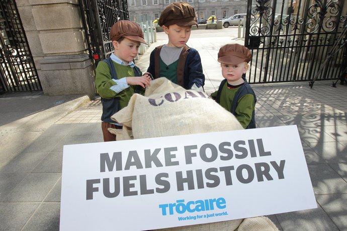Desinversión Combustibles en Irlanda