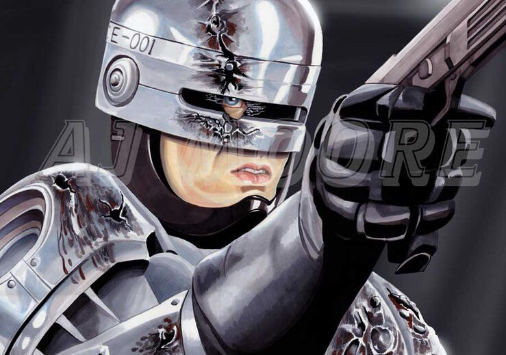 Dimitri Vegas's photo on #RoboCop