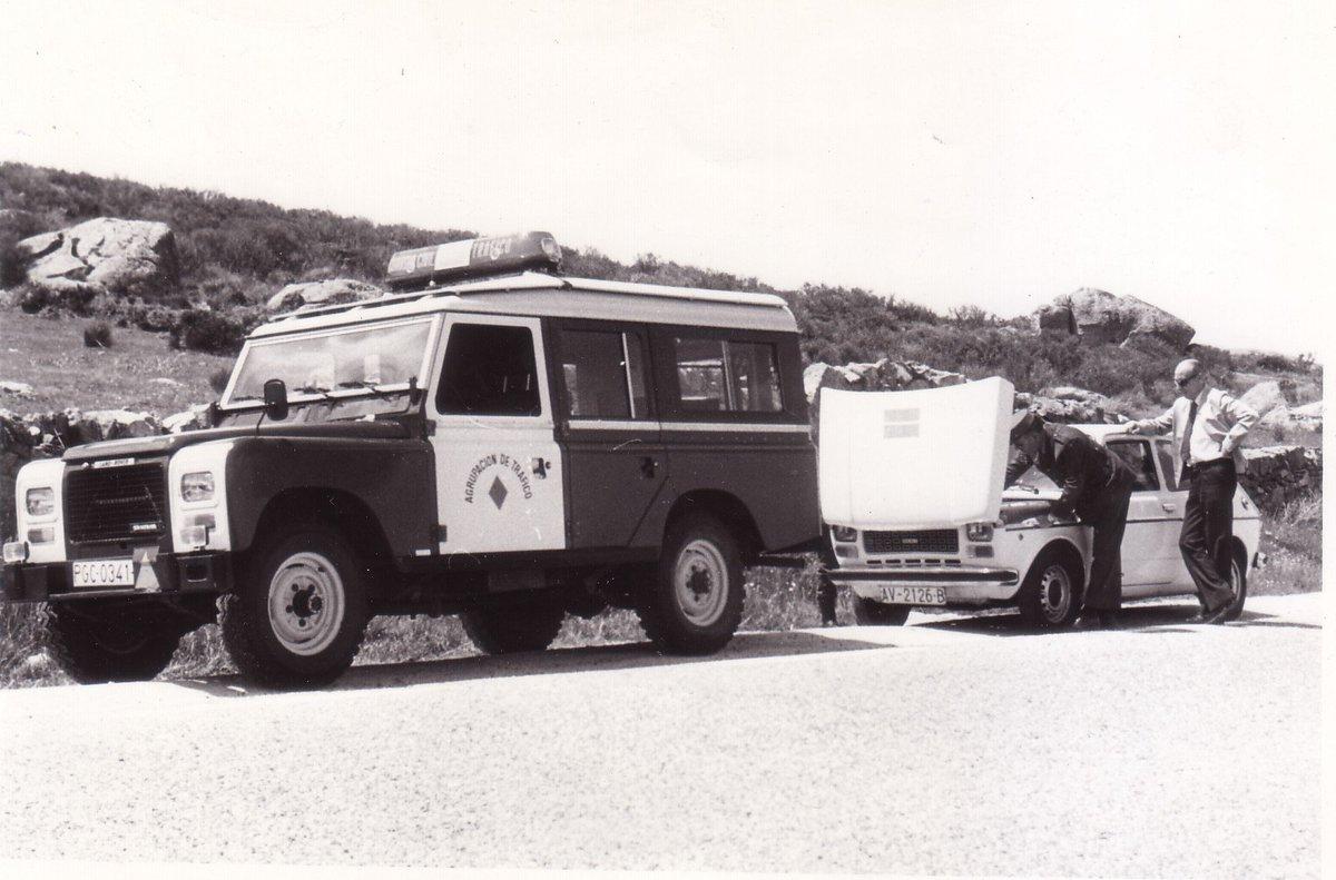 """Twitter पर Guardia Civil 🇪🇸: """"En los años 1970, con pocas ..."""