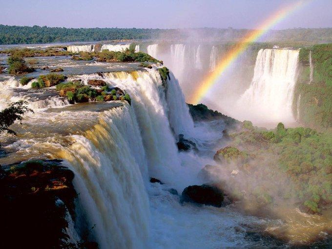 #BuenJueves Esperan recibir 8 por ciento más de turistas en Iguazú este invierno Foto