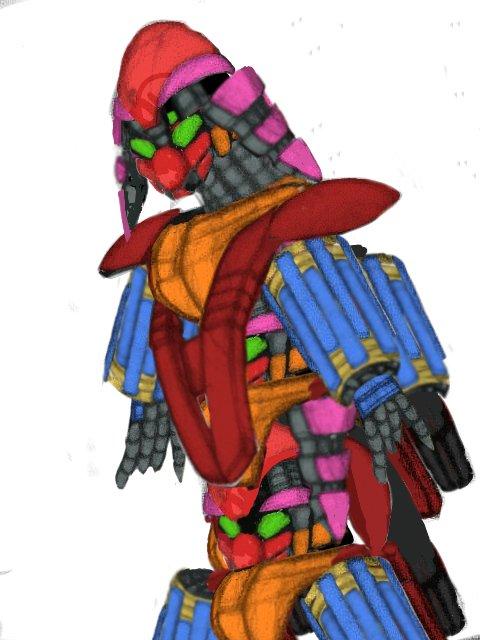 Yoshitokuさん がハッシュタグ オリジナルロボット をつけたツイート