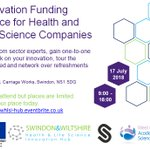 Are you applying for the new #SBRI #AHSN grant? Considering the NHS as a marketplace? Want to have 1:1s with experts from @bw_businesswest @WEAHSN @ApsizServices Oxford Innovation? Then this FREE event is for you!  https://t.co/Ed03VXbhwx Please share.