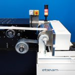 Image for the Tweet beginning: Our ebeam Compact enables #label