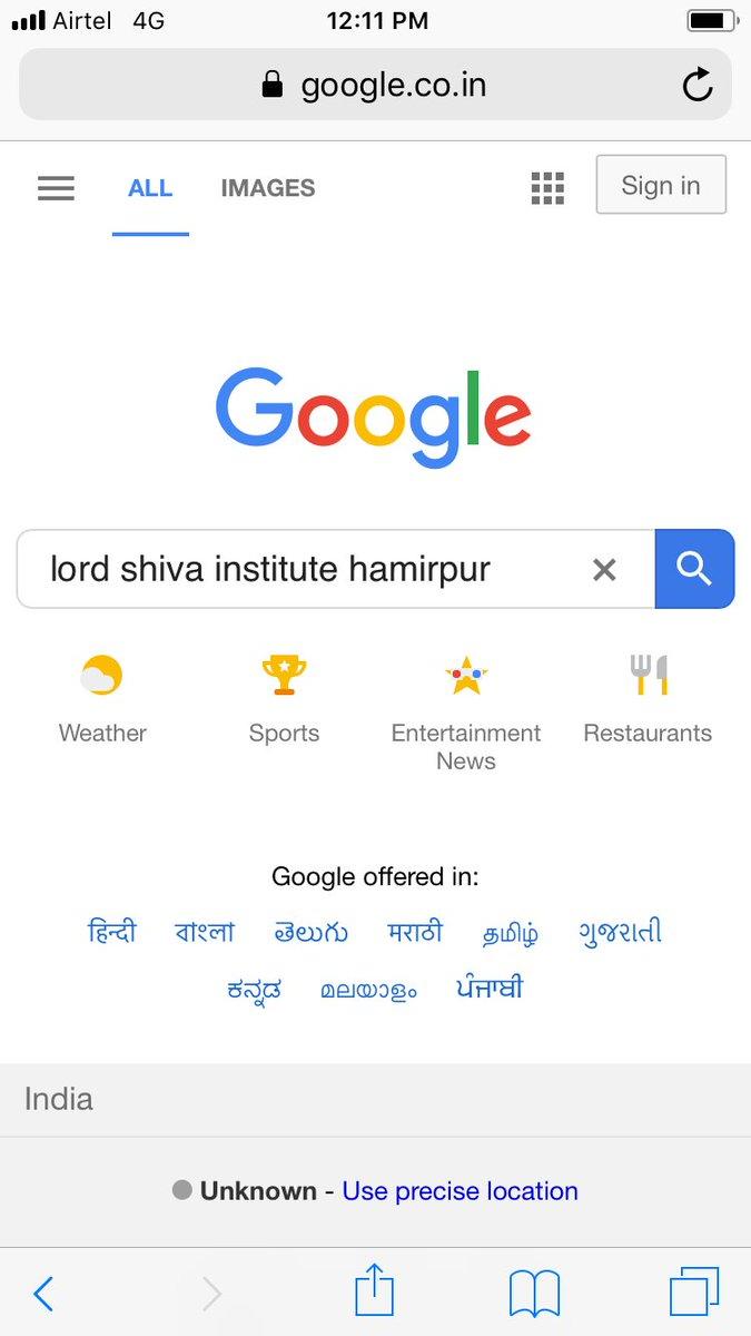 Lordshiva Institute on Twitter:
