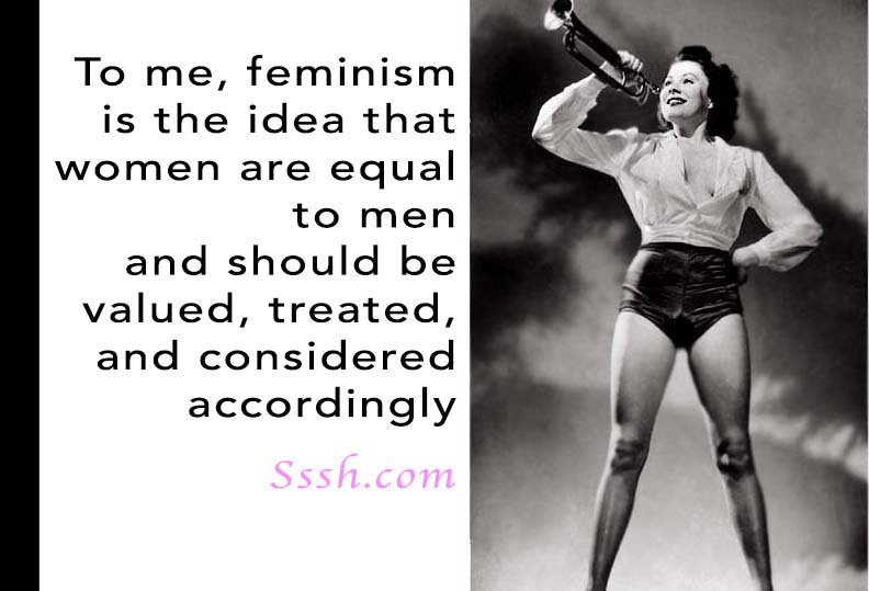 How do you define #feminism? https://t.co/6gEvlqtFX1