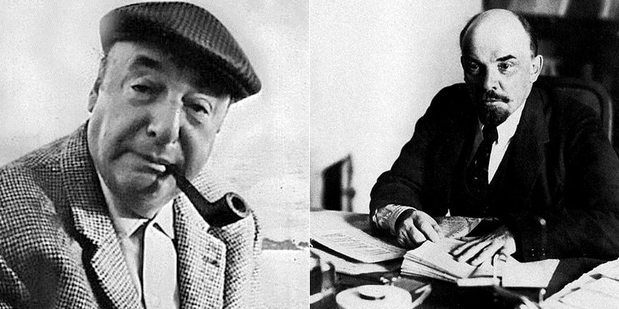 Pablo Neruda - Ode to Lenin:  http://www. idcommunism.com/2016/04/pablo- neruda-ode-to-lenin.html &nbsp; …   #PabloNeruda, the great communist poet from #Chile, was born 114 years ago, on 12th July 1904.<br>http://pic.twitter.com/D3SibjvP6f
