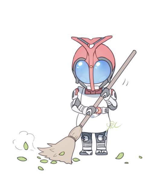 総司が掃除