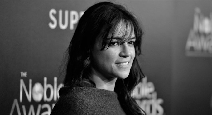 Happy birthday to Michelle Rodriguez!