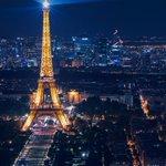 Eiffel Twitter Photo