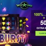 Image for the Tweet beginning: Wixstars  offer 100% plus
