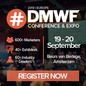 Join 600+ digital marketers at #DMWF Europe this 19th – 20th September in Amsterdam, book your pass today for full access to our two stages and networking area. Register before July 27th to get 20% off your conference pass! <br>http://pic.twitter.com/dUqYYK57CL