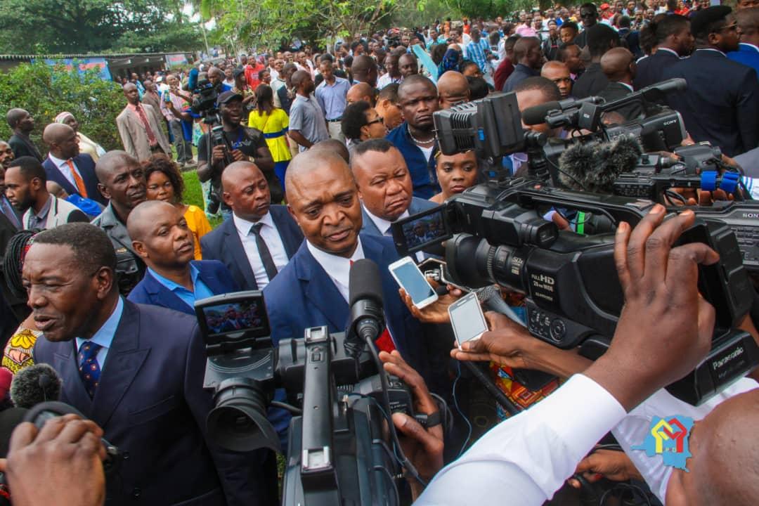 RDC : sans surprise, Jean-Pierre Bemba candidat à la présidentielle