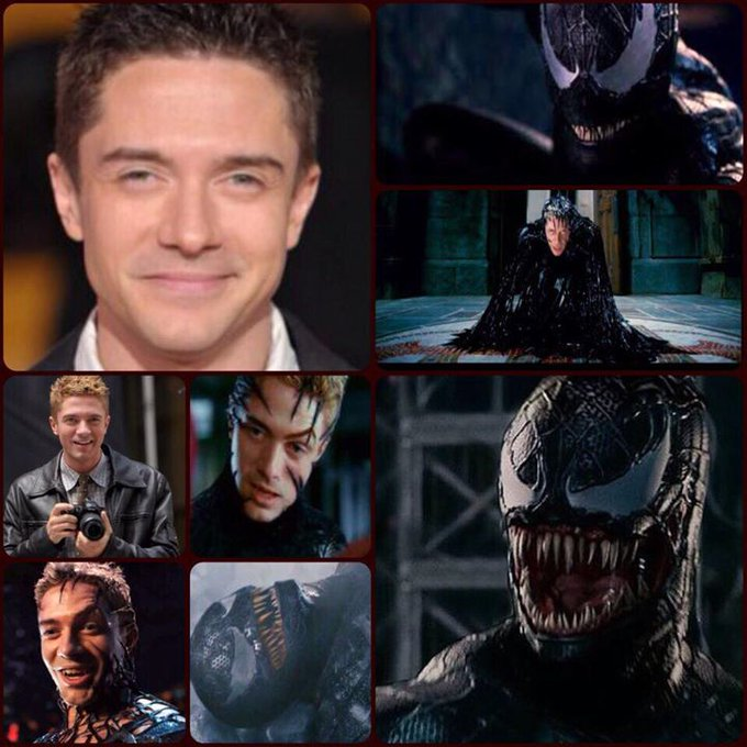 Happy Birthday Topher Grace, who played in 3 & much more!