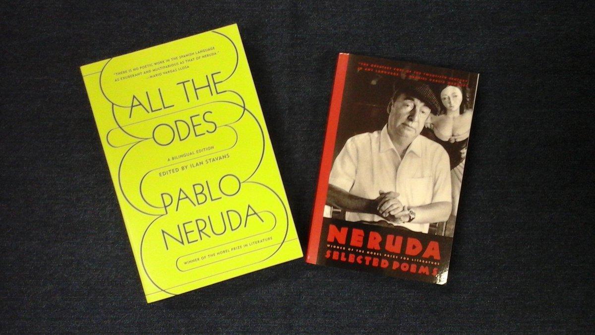 Happy birthday #PabloNeruda. #poetry<br>http://pic.twitter.com/U1edIio0mz