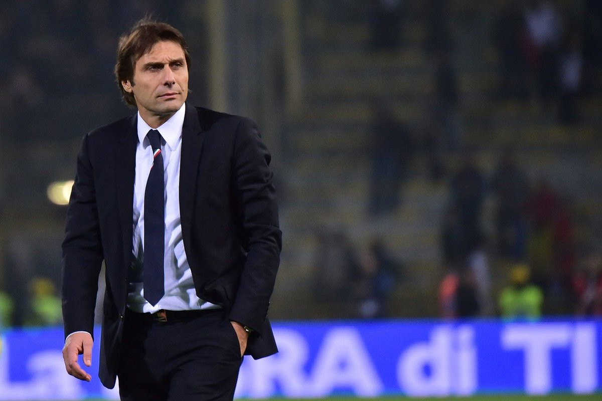 Conte Wants His Team to Stay Positive after the Loss to Bologna