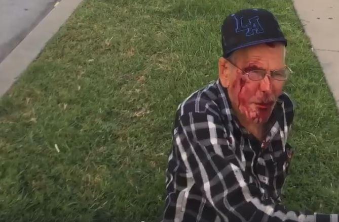 '¡Regresa a tu país!': Mujer agrede a mexicano de 91 años con un ladrillo en EE.UU. (VIDEO, FOTOS) https://t.co/NviR6myEOo