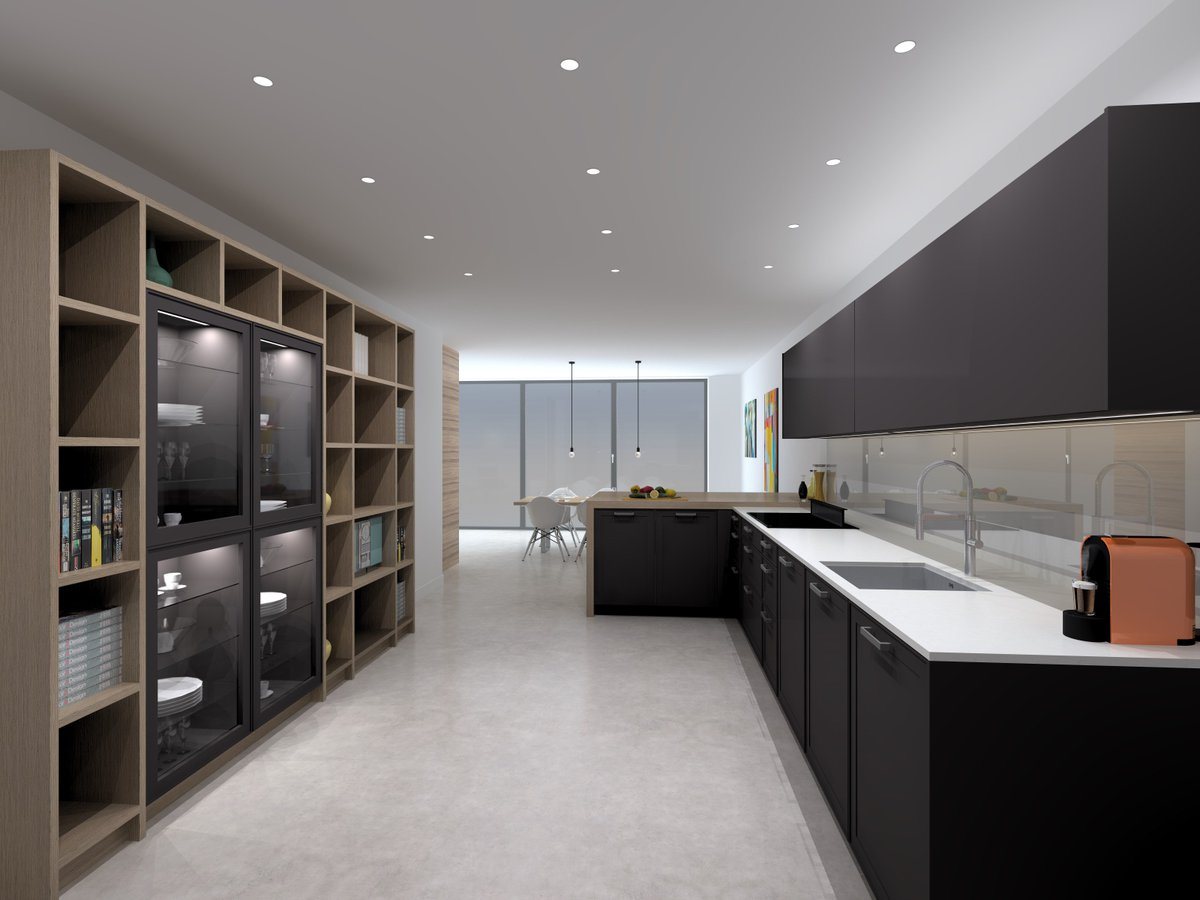 Hubble Kitchens On Twitter Our Client Wanted To Avoid A