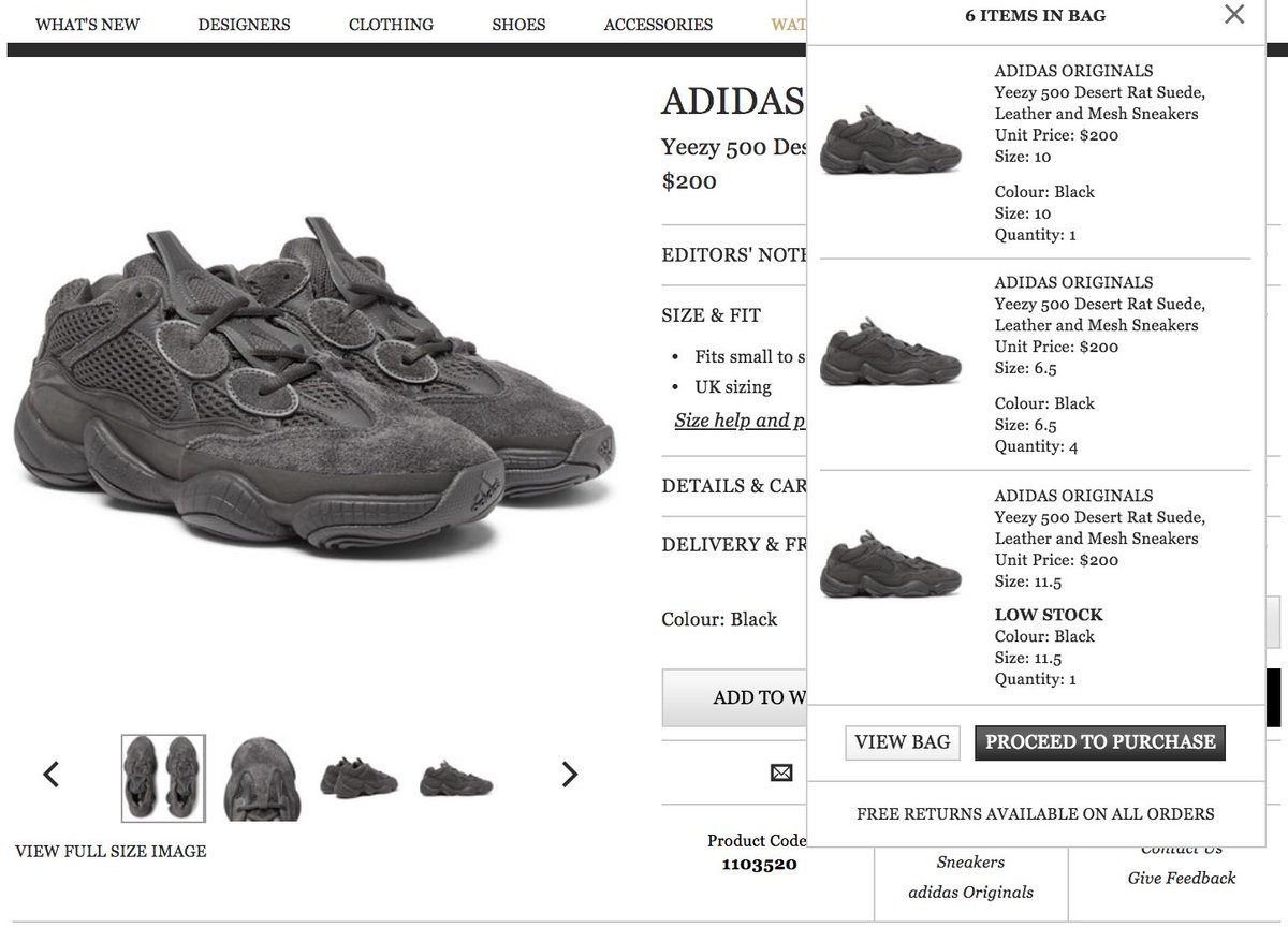 big sale d73ed f6826 SOLE LINKS on Twitter: