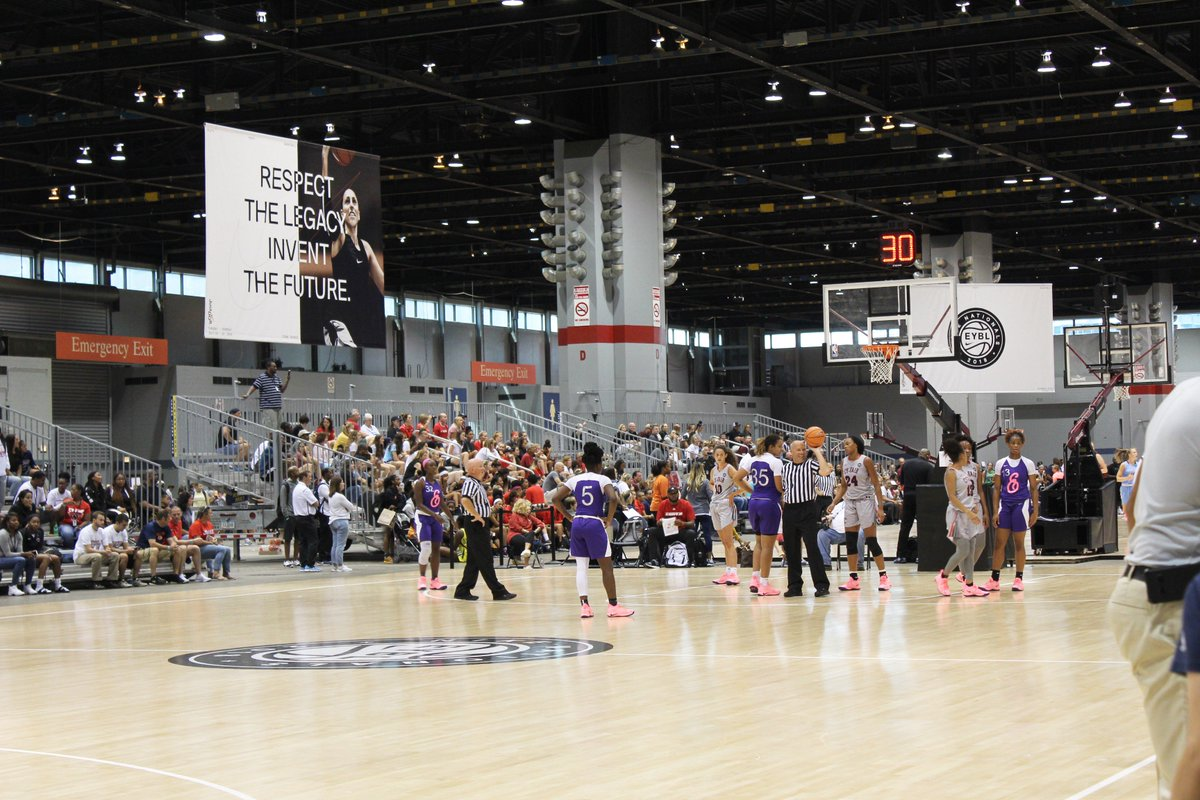 With the durability to take on the most intense events& high performance courts it's no wonder why Connor Sports& @sportcourt1974 are the trusted suppliers for the largest single venue basketball event in the history of men's or women's basketball - the #NIKETournamentofChampions https://t.co/MrfwYbqp3i