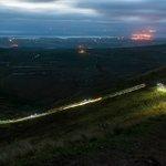 Image for the Tweet beginning: Ben Bulben Night Time Walk