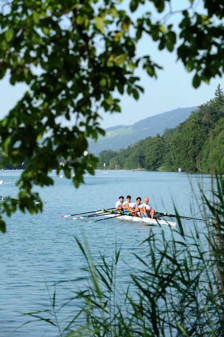 All you need to know about how to follow World Rowing Cup III, Lucerne #WRCLucerne Photo