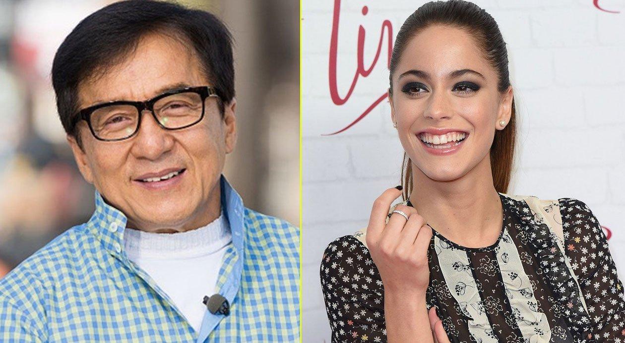 @TiniStoessel va al cine chino de la mano de Jackie Chan �� https://t.co/PWupxvblLD https://t.co/oXOGEoaKbs