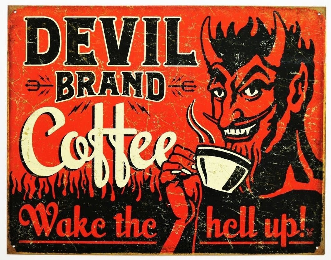 And for THOSE times #WhenINeedAPickMeUp  #Coffee devilishly SO delicious #Adulthoodin4Words #WakeTheCupUp  #ThursdayThoughts #CoffeeUp<br>http://pic.twitter.com/FHIfjkWMWw
