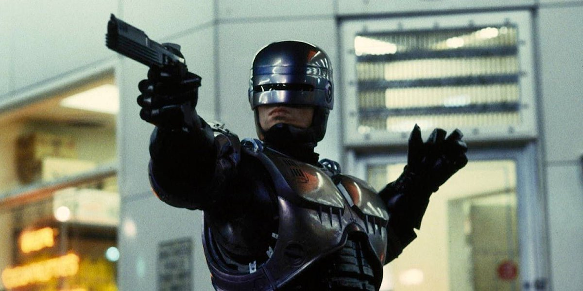 Screen Rant's photo on #RoboCop