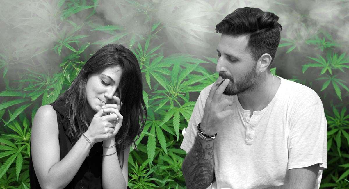 Smoking Pot Could Reduce Conflict, Aggression, and Violence in Marriages https://t.co/58dyVAALCy https://t.co/FtNF9Yg5re