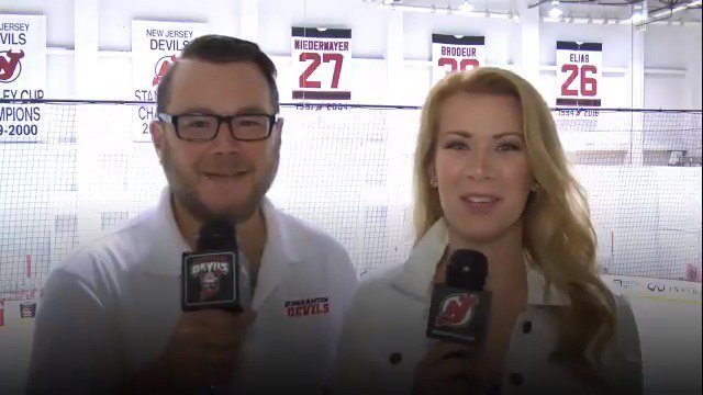 🎥 Whats in store for Day 3 of #NJDevCamp? @Rob_Lippolis and @JulieRobenhymer have you covered.