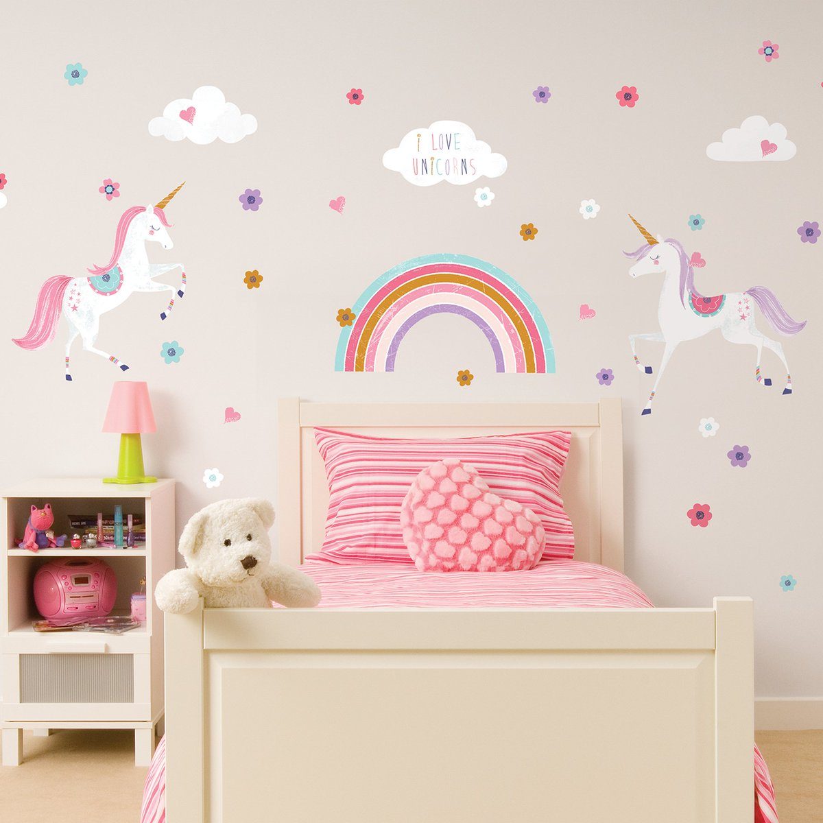 Dunelm On Twitter Unicorn Day Dreaming From Bedding To Wall
