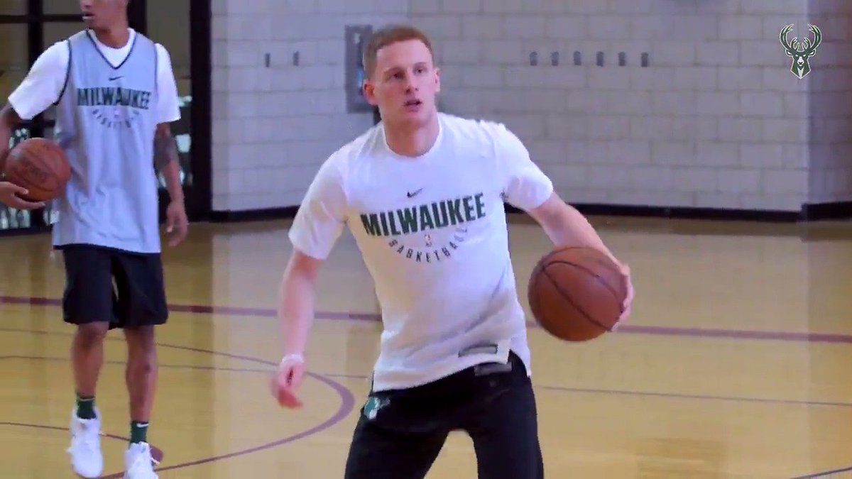 Thats the plan to play. Donte DiVincenzo on tonights #NBASummer Game: