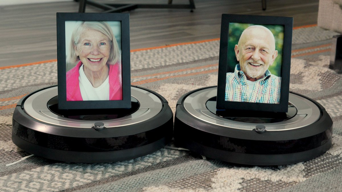 Possibility Of Eternal Life: This Silicon Valley Start-Up Will Put Your Picture On A Roomba After You Die