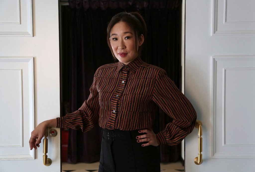 KILLING EVE&#39;S Sandra Oh just became the FIRST Asian woman to earn an Emmy nomination for lead actress drama. #Emmys <br>http://pic.twitter.com/cxo3fGhoRe