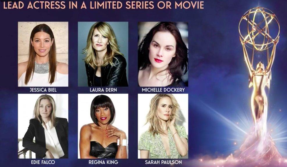 Resultado de imagem para emmy 2018 nominations minited series