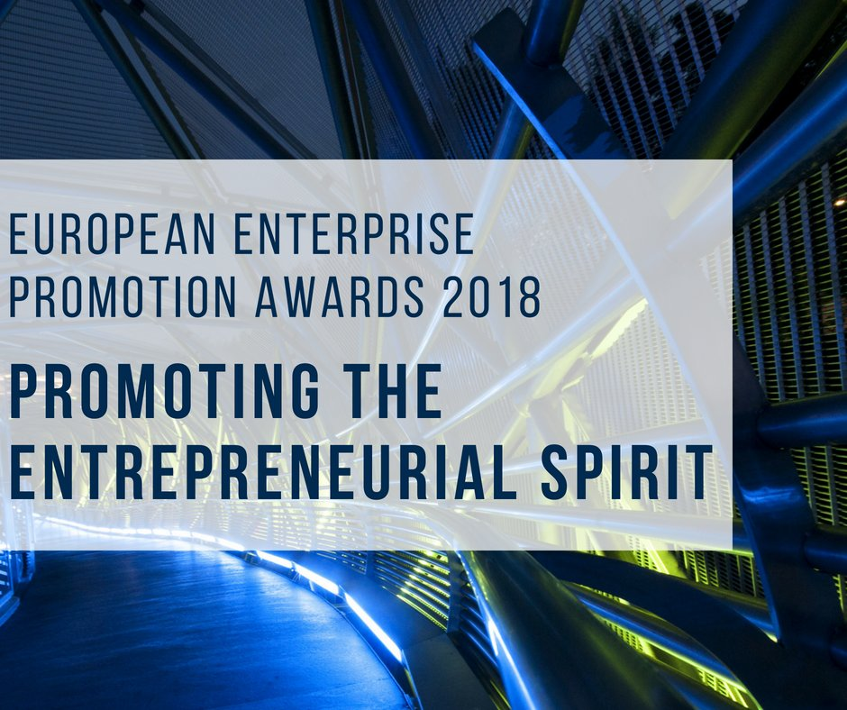Congratulations to JA Sweden @UFSverige recognised  by @EU_Commission for promoting the #entrepreneurial spririt! #SwitchOnEurope They will represent Sweden at the European Entrepreneurship Promotion Awards #EEPA2018 in Craz, Austria, in November 2018.  https://t.co/zxw2S9K91h