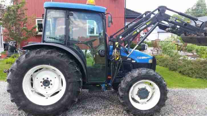 New holland Tn 75 manual