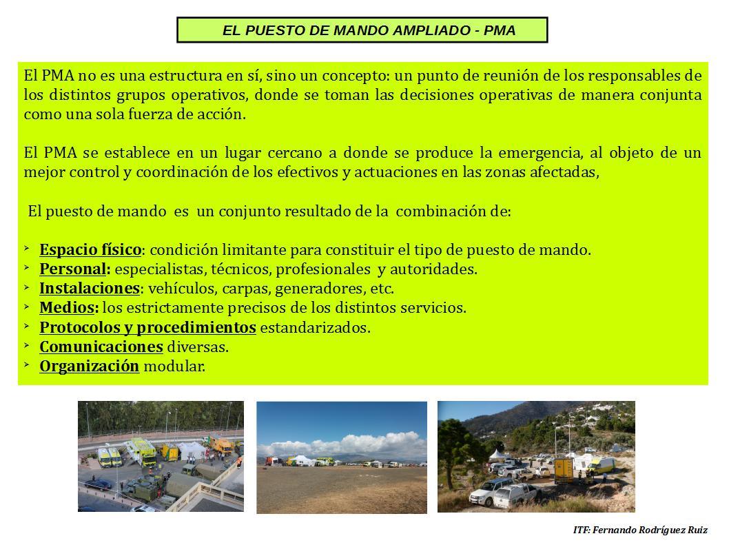 Fernando Rr On Twitter H22 El Pma Puesto De Mando