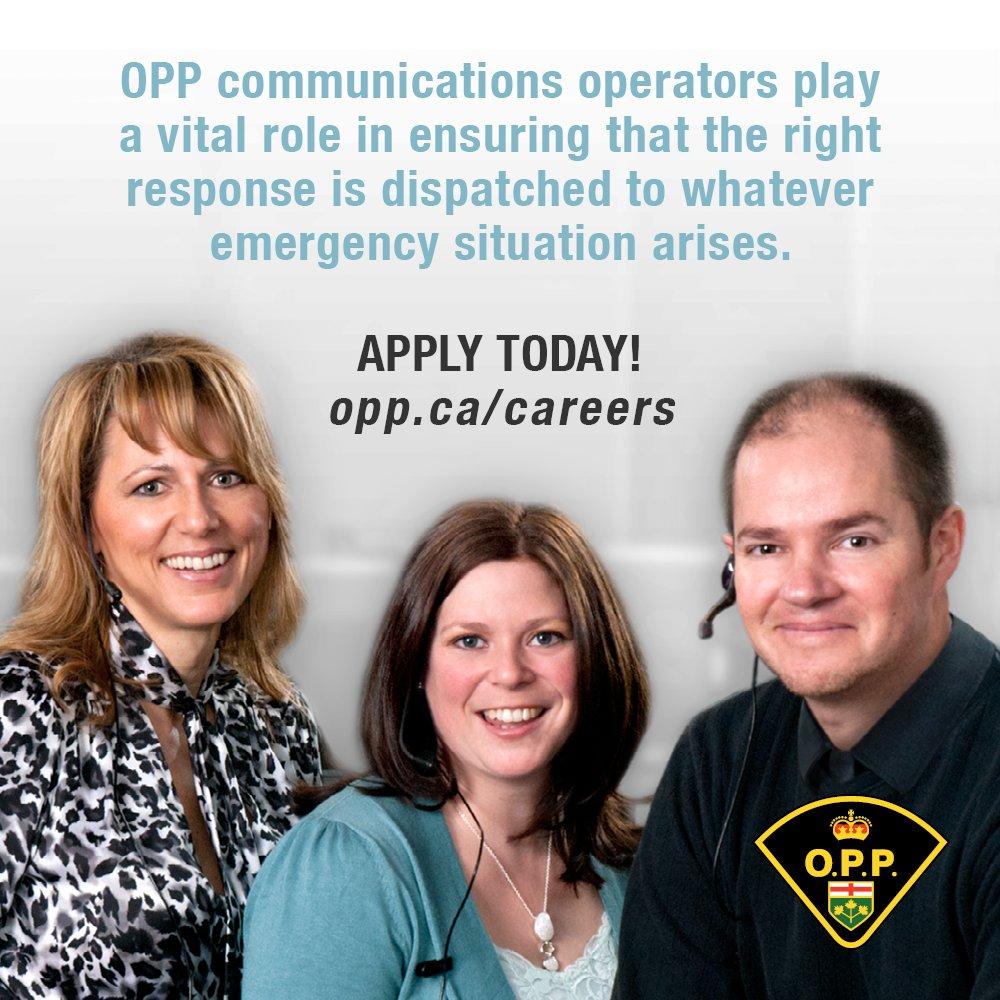 OPP Recruitment Unit on Twitter: