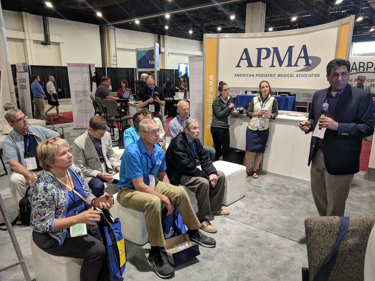 #ASMDC attendees during a lunchtime conversation about #MIPS.  https://t.co/a43QRZW5z6