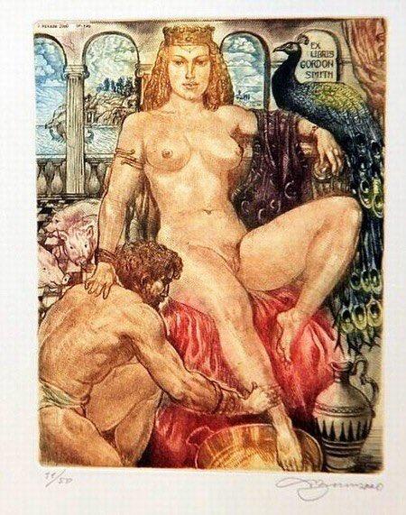 Ulysses femdom fiction 7