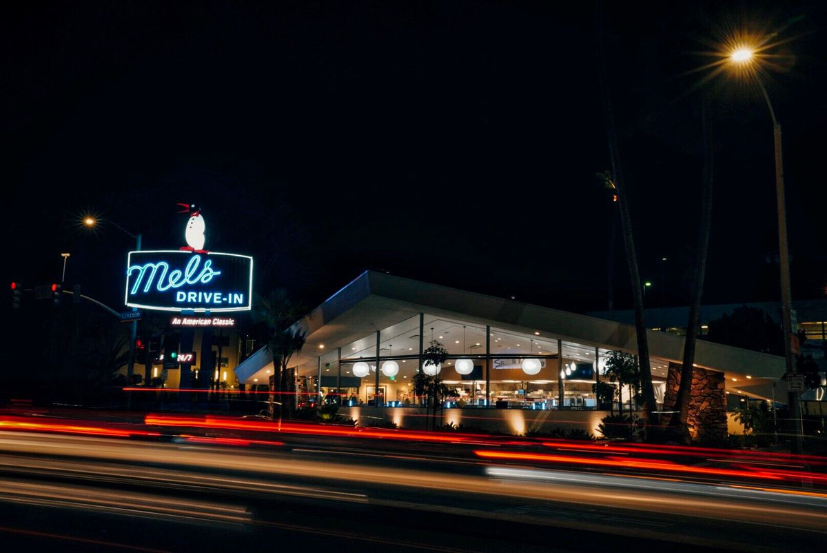 mels drivein california diner - HD 1200×802