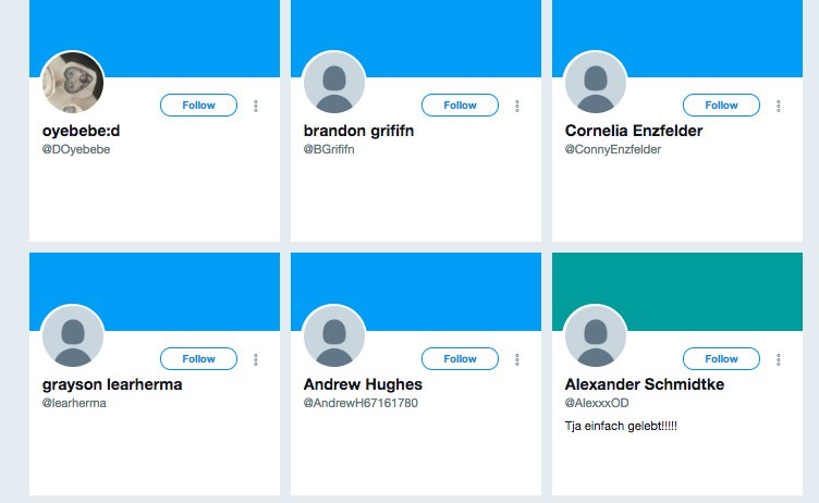BREAKING: Trump team appear to be buying NEW fake followers to make up those lost in #TwitterPurge