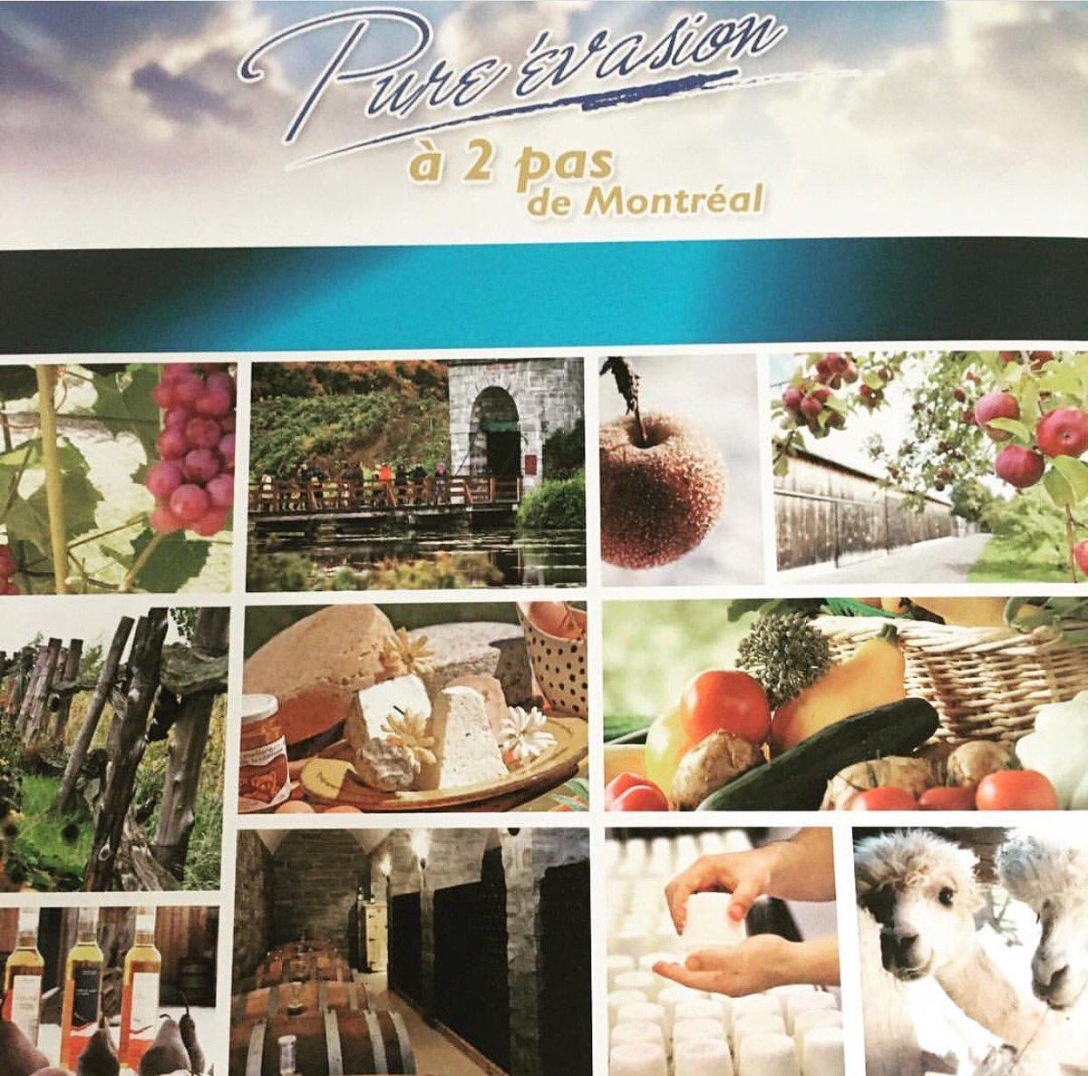 Bonnes vacances à tous! Si vous chercher une escapade pensez à la Montérégie @circuitdupaysan. Visitez la Cidrerie du Minot Sourires aux lèvres lecircuitdupaysan.com N'oubliez pas les champs de lavande de lavandou et l'auto-cuillette de petits fruits 🍓