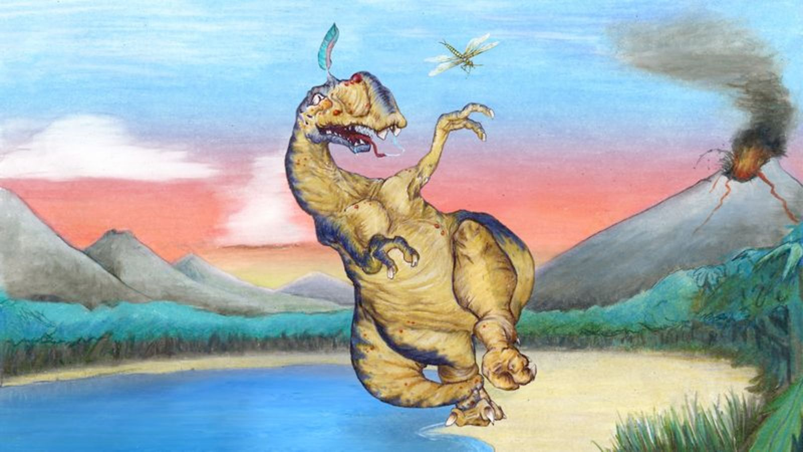 Fossilized Evidence Reveals Spazosaurus Was Largest Doofus To Ever Roam Earth https://t.co/etReQTHbdX https://t.co/3Mc6dHvScw