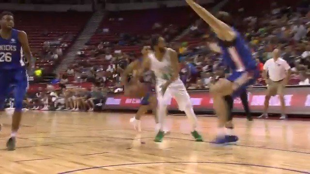 Crafty dish from Pierria Henry! ��  #NBASummer https://t.co/2HEGtUehLR