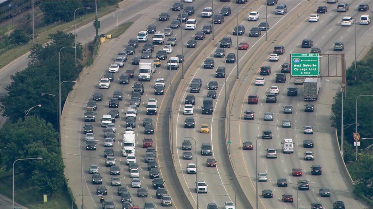 WGN-TV Traffic on Twitter: