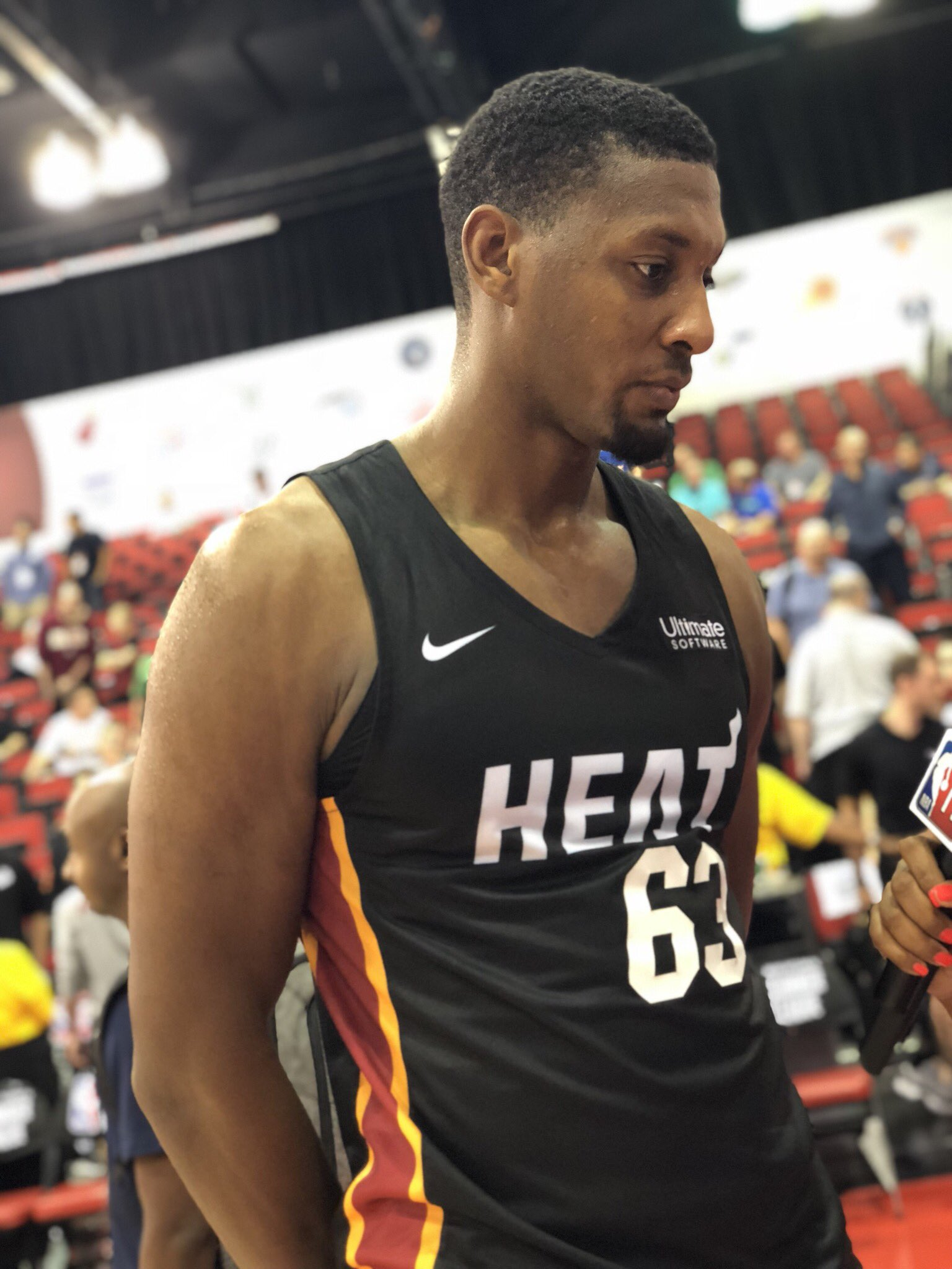 The @MiamiHEAT win behind 31 points from Jarrod Jones! #NBASummer https://t.co/nR5HAAzmVR