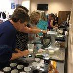 Image for the Tweet beginning: Elementary Principals team building through