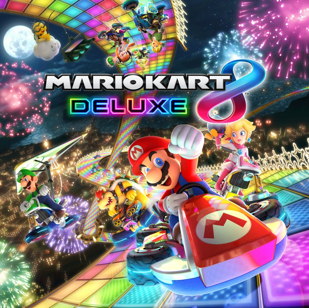 Nintendo Says More Updates Are Coming For Mario Kart 8 Deluxe On Nintendo Switch https://t.co/zalJEN7A7h https://t.co/PQR8BxCnWn
